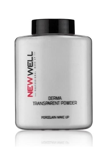New Well New Well 01 Professional Transparan Pudra Renksiz
